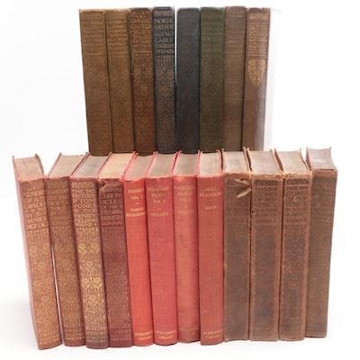 "Antique ""Everyman's Library"" Twenty Volume Set"