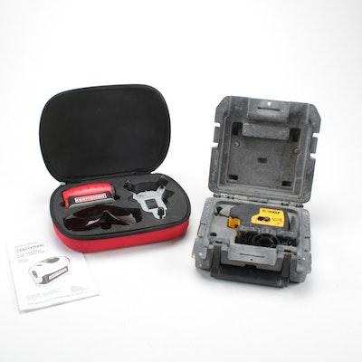 DeWalt and Craftsman Laser Levels