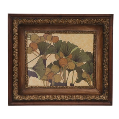 Victorian Wood and Gesso Frame, Early 20th Century