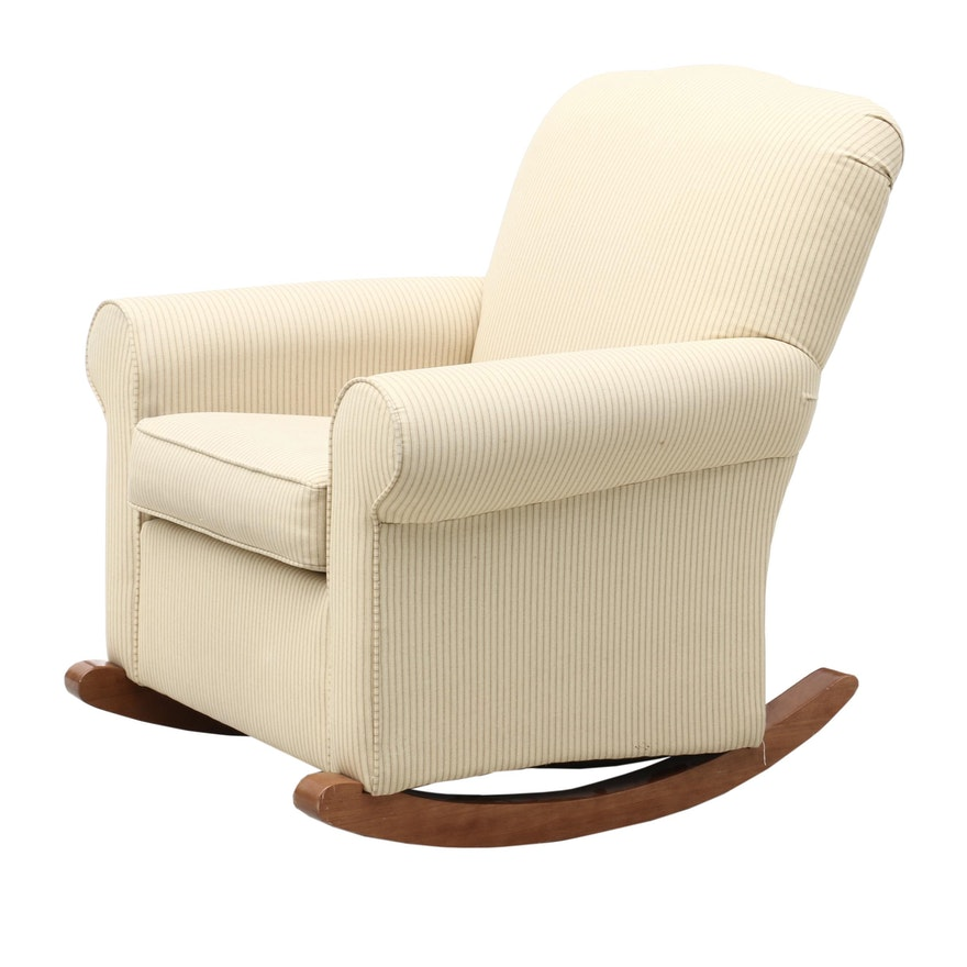 Upholstered Rocking Chair by Klaussner