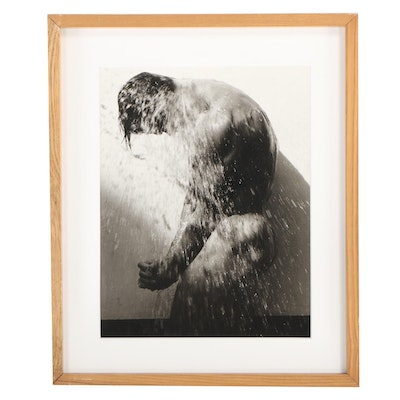 "Photographic Print ""Splash"" after Herb Ritts"