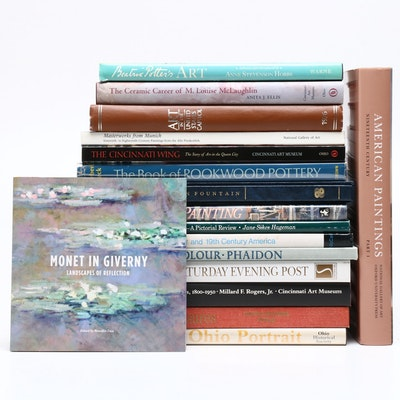 """Monet in Giverny"" and More Art Books"