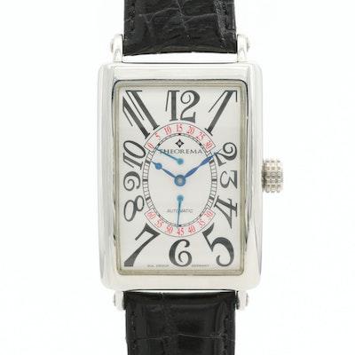 Theorema Stainless Steel Automatic Wristwatch