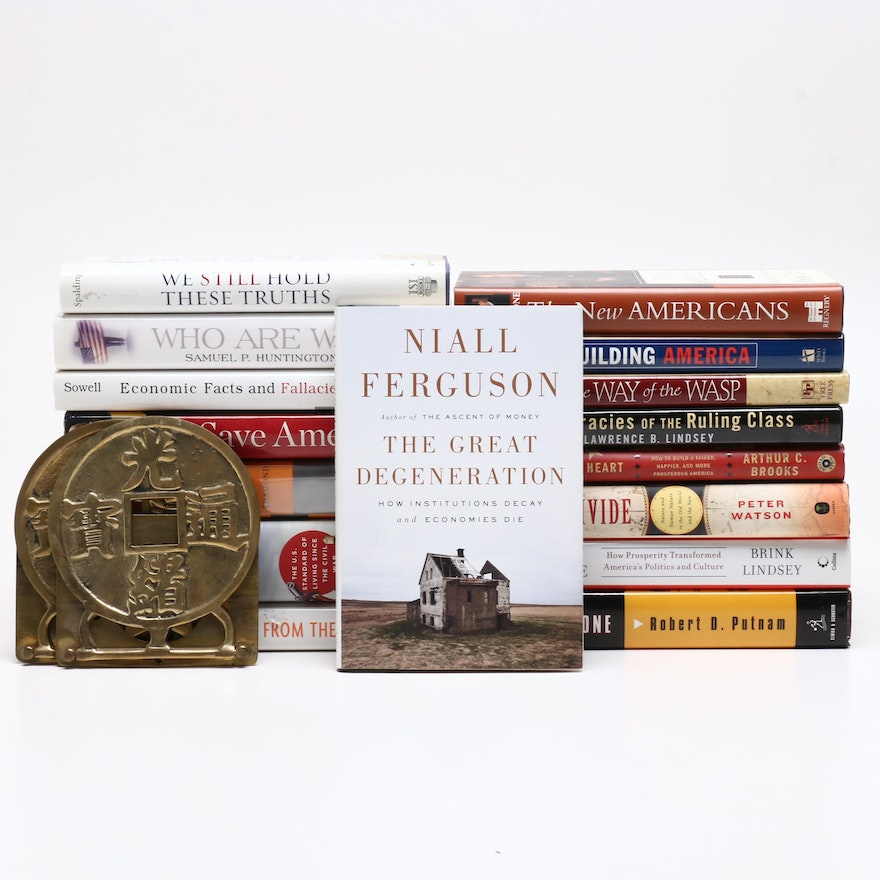 Western History, Culture and Art Books