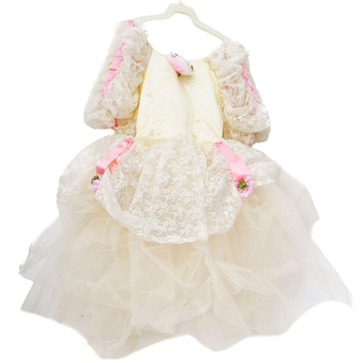 Girls' Curtain Call Ballet Costume with Accessories