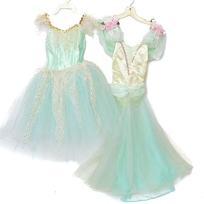 Girls' Curtain Call Ballet Costumes