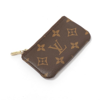 Louis Vuitton Monogram Canvas Coin Purse