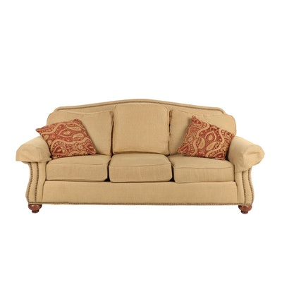 Ethan Allen, Custom-Upholstered Sofa