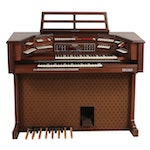 Baldwin 191 Marquee Organ with Bench