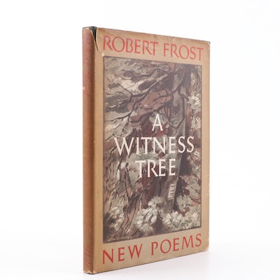 """1942 """"A Witness Tree"""" by Robert Frost"""
