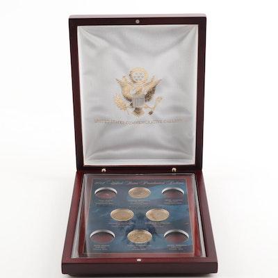 United States Commemorative Gallery 2007 U.S. Presidential Dollars