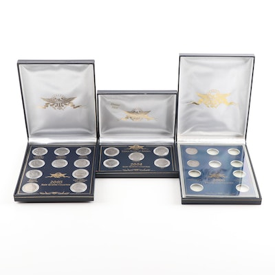 2004 - 2006 United States State Quarter Collections