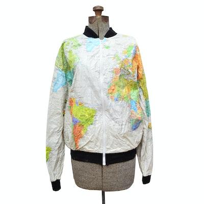 "Tyvek ""Wearin' the World"" Jacket"