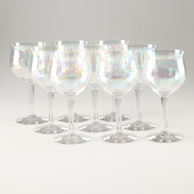 Iridescent Wine Glasses