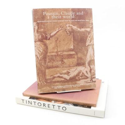 """Tintoretto"" and European Art Exhibition Catalogues"