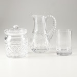 Cut Crystal Barware
