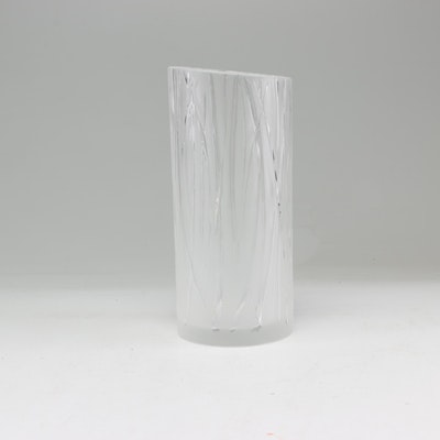 "Lalique ""New Moon"" Vase"