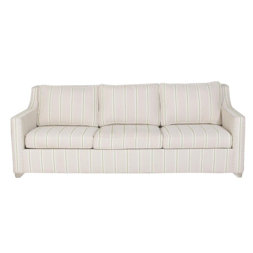 Century Upholstered Outdoor Sofa