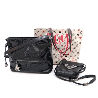 Brighton Shoulder Bag, Crossbody and Tote