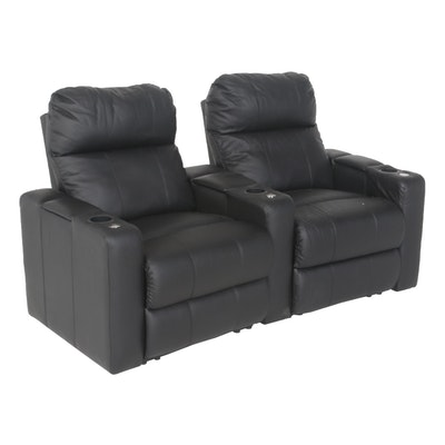 Home Theater Leather Electric Recliners