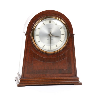 New Haven Clock Company Electric Mantel Clock, Mid to Late 20th Century