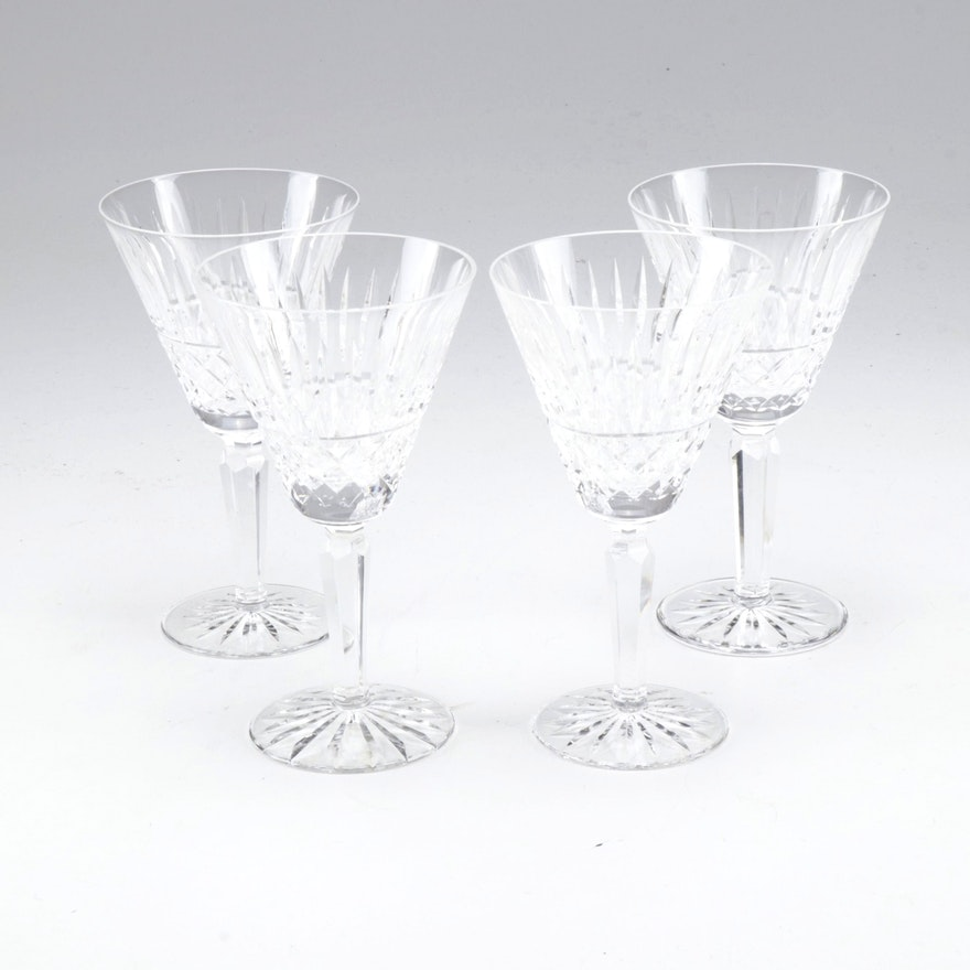 """Waterford Crystal """"Maeve"""" Water Goblets"""