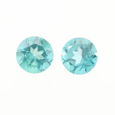 Loose 1.32 CTW Topaz Gemstones