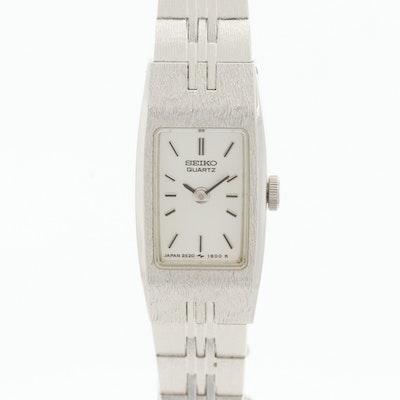 Vintage Seiko 2E20-6419 Quartz Wristwatch