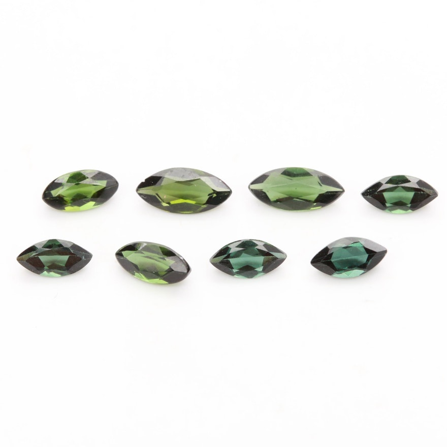 Loose 2.20 CTW Tourmaline Gemstones