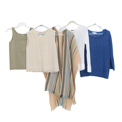 Women's Sweaters and Tanks by Coldwater Creek and More