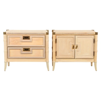 Pair of Stanley Furniture Small Side Cabinets