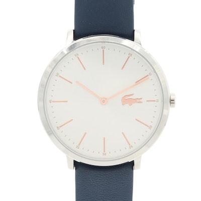 Lacoste Moon Stainless Steel Quartz Wristwatch