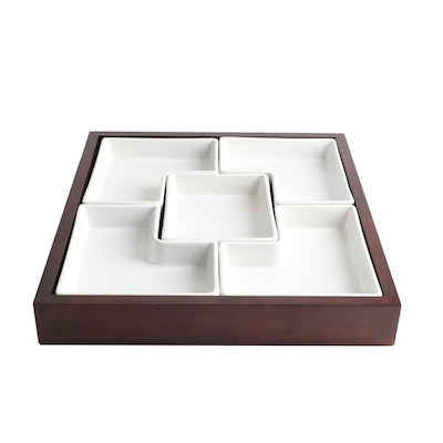 Pottery Barn Bradford Modular Serving Tray