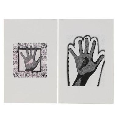 Merle Rosen Digital Collages