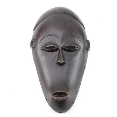 Wooden Mask from Gabon