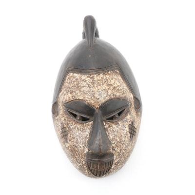Wooden Igbo Style Mask