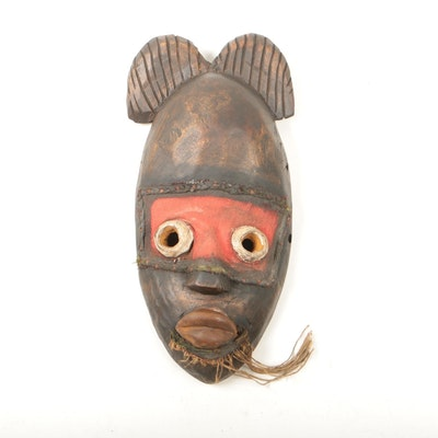 Decorative Dan Style Mask