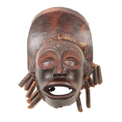 Decorative Chokwe Style Mask