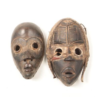 Dan Style Masks