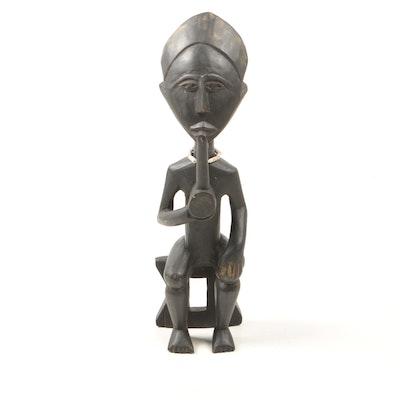 Decorative Wooden Ashanti Style Figure