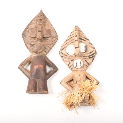 Decorative Songye Style Figures