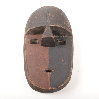 Decorative Wooden Adouma (Duma) Style Mask
