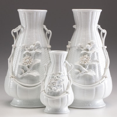 Jeanne Reed's Porcelain Vases