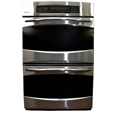 GE Profile Stainless Convection Double-Oven