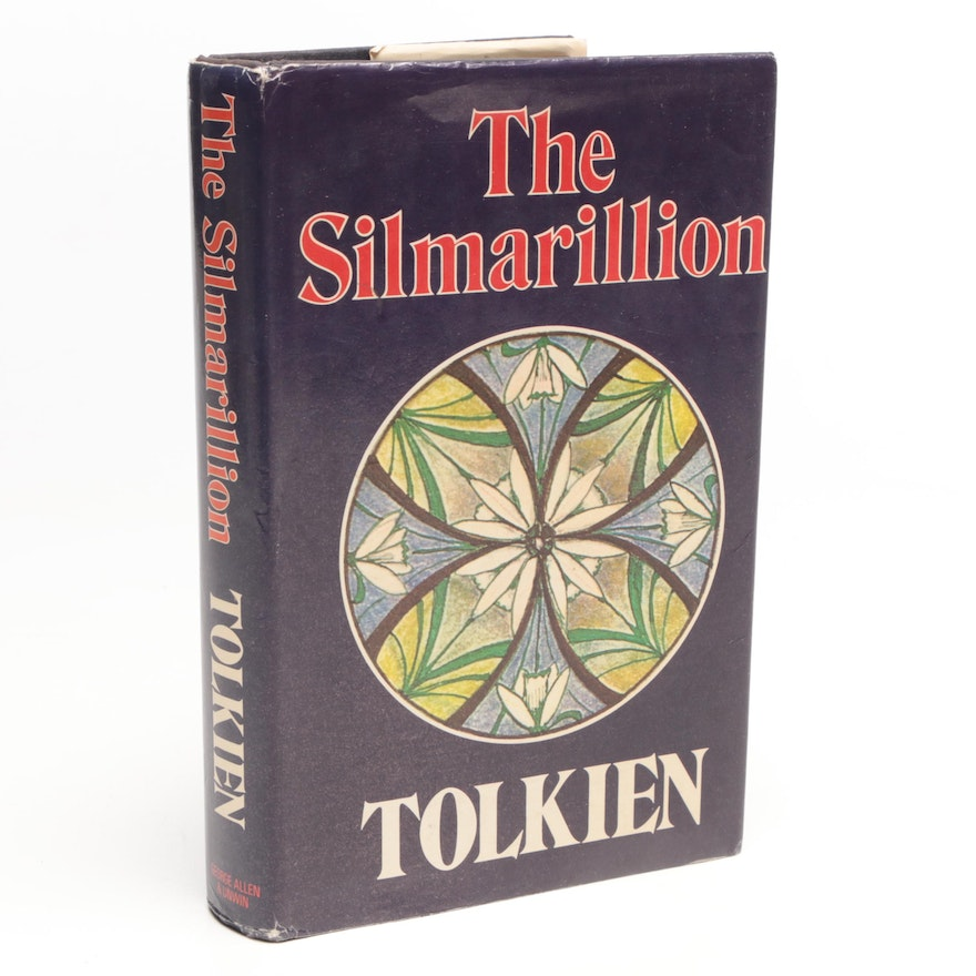 "J.R.R. Tolkien's ""The Silmarillion"" First UK Edition"