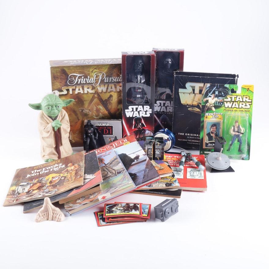 """Star Wars"" Toys, Games, Books, and Radio Drama"