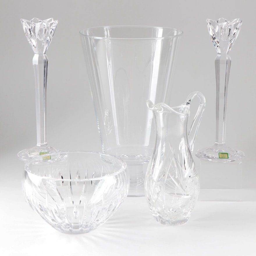 Crystal Tableware Featuring Marquis by Waterford