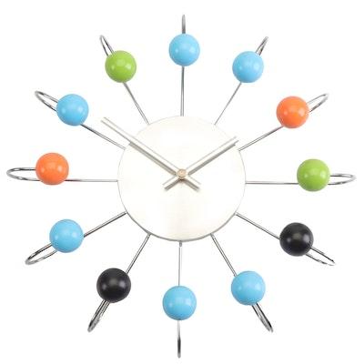 Contemporary Modern Style Wall Clock