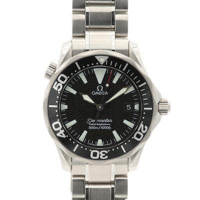 Omega Seamaster 300M Midsize Quartz Wristwatch