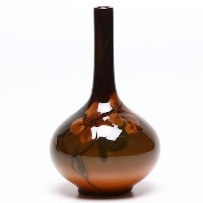 Lenore Ashbury Rookwood Pottery Bud Vase, 1900